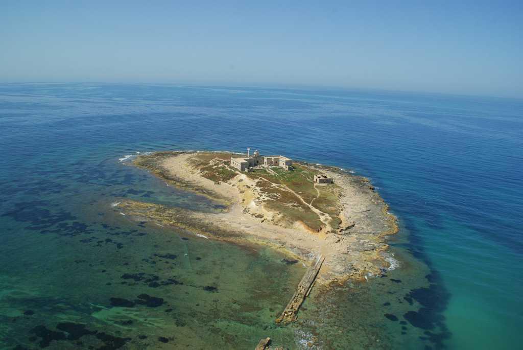 Isola delle Correnti Portopalo