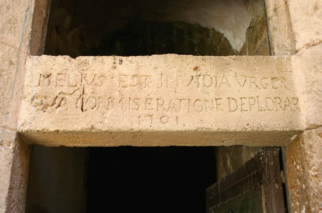 Iscrizione Latina